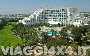 HOTEL MARHABA PALACE, PORT EL KANTAOUI, TUNISIA
