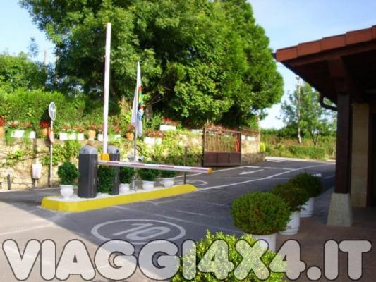 CAMPING IGUELDO, SAN SEBASTIAN, SPAGNA