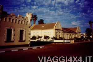 HOTEL PRINZESSIN, SWAKOPMUND, NAMIBIA