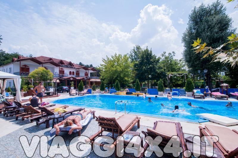 HOTEL KRIKONIS, IOANNINA, GRECIA