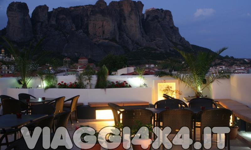 HOTEL REX, KALAMBAKA, GRECIA
