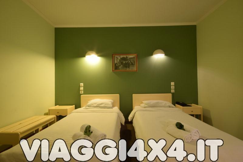 HOTEL MONT HELMOS, KLEITORIA, GRECIA