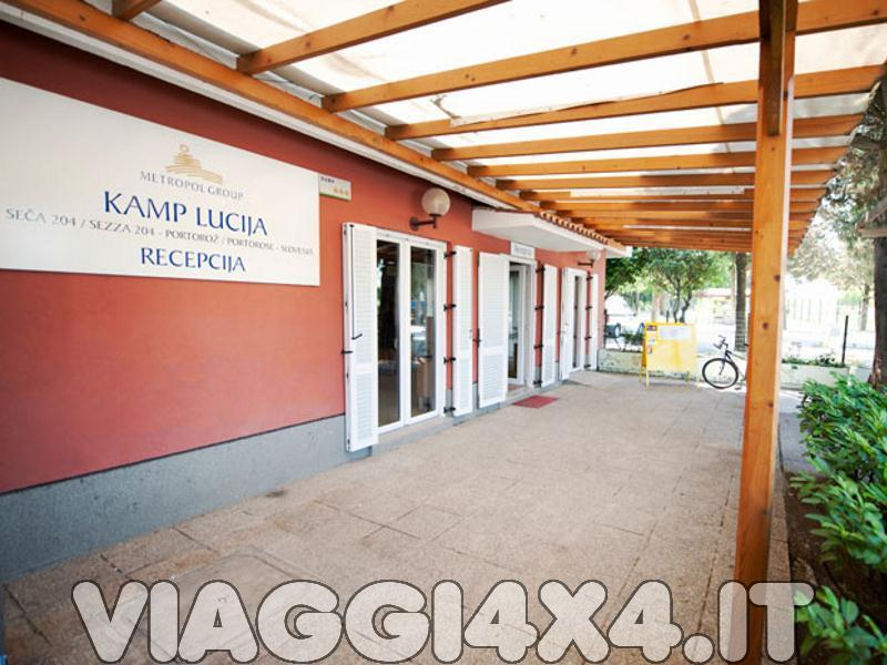 CAMPING KAMP LUCIJA, CAPODISTRIA, SLOVENIA