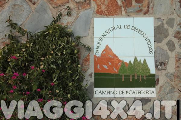 CAMPING DESPENAPERROS, SANTA ELENA, SPAGNA
