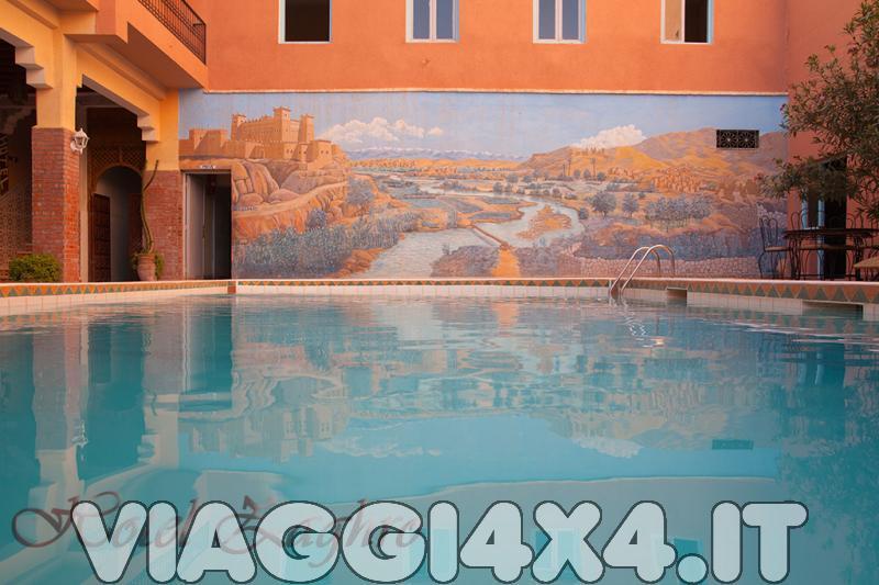 HOTEL ZAGHRO, OUARZAZATE, MAROCCO