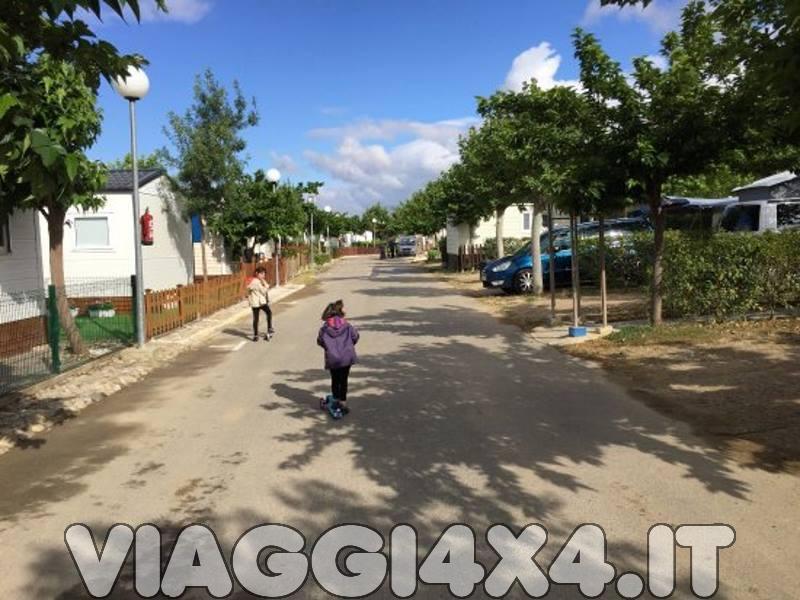 CAMPING BARDENAS, VILLAFRANCA, SPAGNA