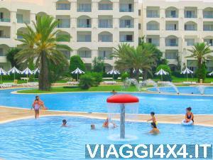 HOTEL MAHDIA PALACE, MAHDIA, TUNISIA