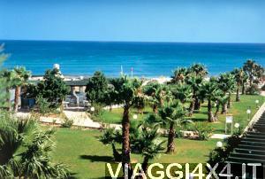 HOTEL ABOU NAWAS, HAMMAMET, TUNISIA