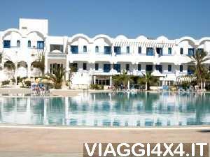 HOTEL GIKTIS, ZARZIS, TUNISIA