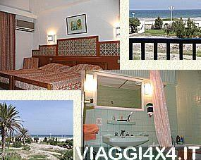 HOTEL OASIS, GABES, TUNISIA