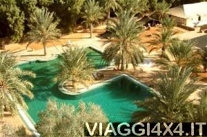 HOTEL PANSEA, KSAR GHILANE, TUNISIA