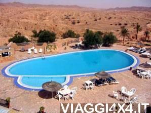 HOTEL DIAR EL BARBAR, MATMATA, TUNISIA