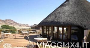 LODGE HOODIA DESERT, SESRIEM, NAMIBIA