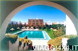 HOTEL MEHARI, DOUZ, TUNISIA