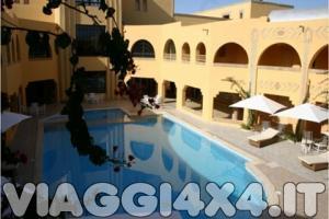 HOTEL KSAR JERID, TOZEUR, TUNISIA