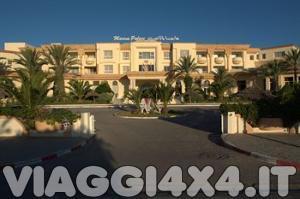 HOTEL MARINA PALACE, HAMMAMET, TUNISIA