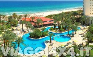 HOTEL RIADH PALMS, SOUSSE, TUNISIA