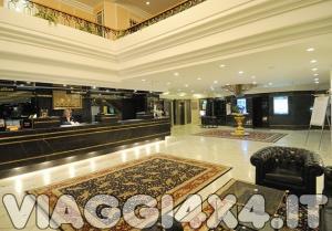 HOTEL THE PRESIDENT, ISTANBUL, TURCHIA