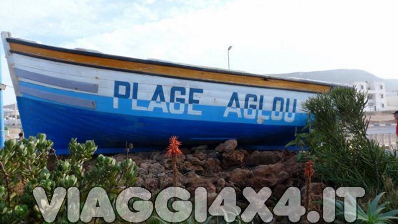 CAMPING AGLOU PLAGE, AGLOU, MAROCCO