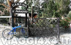 CAMPING U' PARADISU, SALECCIA, CORSICA