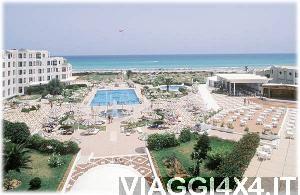 HOTEL THAPSUS, MAHDIA, TUNISIA