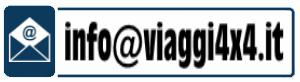 Email Agenzia VIAGGI4X4