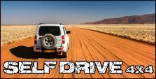 VIAGGI 4X4 - SELF-DRIVE CON 4X4 A NOLEGGIO