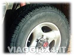 Elevata qualità dei pneumatici ricostruiti Insa Turbo