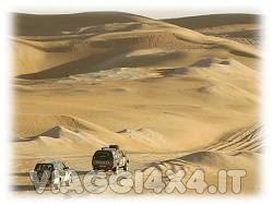 Test pneumatici Insa Turbo Mountain su sabbia profonda e tole ondulee