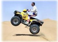 Quad / ATV, l'esperienza è fondamentale