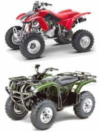 Categoria Quad / ATV sportivi Utility