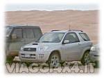 Avventure con i SUV Rav 4