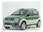 SUV nuova Fiat Panda 4x4