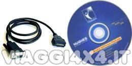 Kit collegamento per telefono satellitare THURAYA HUGHES 7101