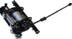 Verricello meccanico per veicoli fuoristrada