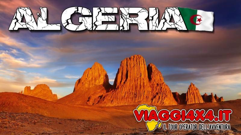 ALGERIA 4x4 -