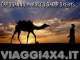 CAPODANNO MAROCCO DAKAR DREAMS