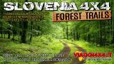 VIAGGI 4X4 - SLOVENIA 4X4 FOREST TRAILS