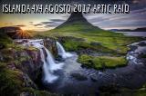 ISLANDA 4X4 ARTIC RAID AGOSTO