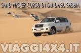 VIAGGI 4X4 - SAND MASTER CORSO DI GUIDA S...
