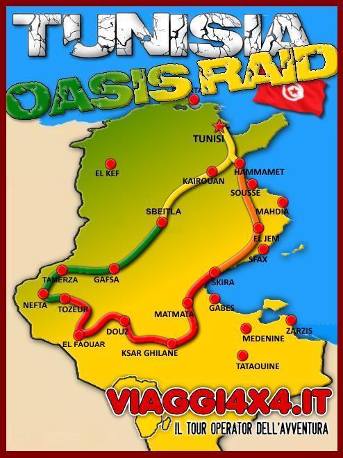 TUNISIA OASIS RAID