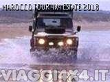 MAROCCO 4X4 SUMMER RAID ESTATE 2018