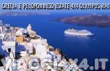 GRECIA E PELOPONNESO OLYMPUS SUMMER RAID