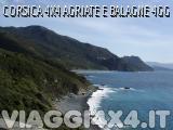 CORSICA 4X4 AGRIATES E BALAGNE 4GG