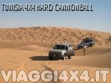 TUNISIA 4X4 HARD CANNONBALL