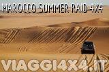 VIAGGI 4X4 - MAROCCO SUMMER RAID 4X4