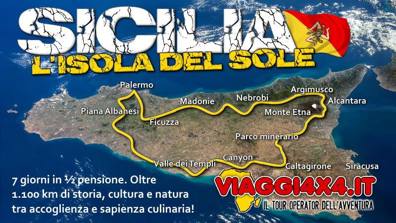 SICILIA 4x4 -